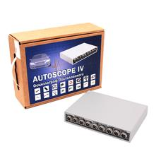 Autoscope IV - USB Осциллограф Постоловского (полная комплектация)