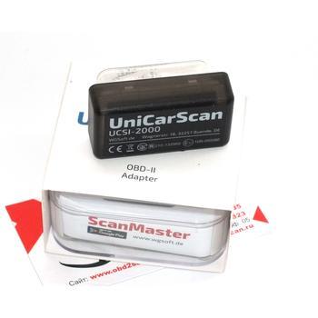 UniCarScan ucsi 2000 диагностический сканер BMW