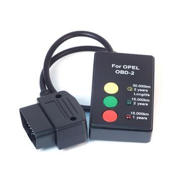Диагностическое оборудование устройство сброса сервисных интервалов opel