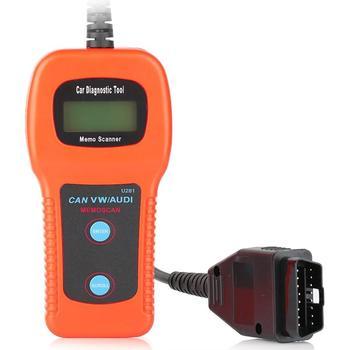 Портативный сканер U281 CAN VW/AUDI