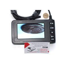 """Видеоэндоскоп 4.3"""", 2мп, зонд 8мм icartool IC-V129"""