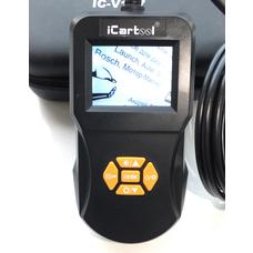 "Видеоэндоскоп 2,4"", 0.3мп, 5.5мм icartool IC-V127"