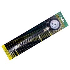 Компрессометр бензиновый резьбовой гибкий КМ-04