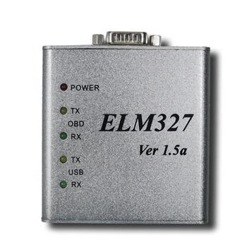 Адаптер ELM 327 v1.5 USB метал