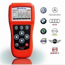 Портативный автосканер Autel Maxidiag EU702