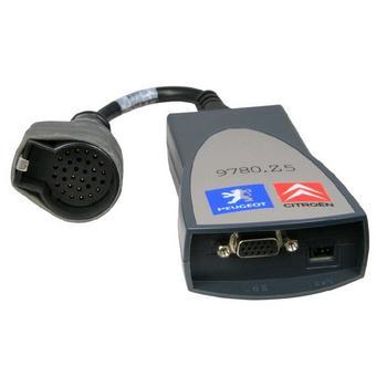 Cканер Peugeot-Lexia (Ref. C)