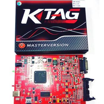 KTAG V7.020 / 2.47 Full загрузчик прошивок