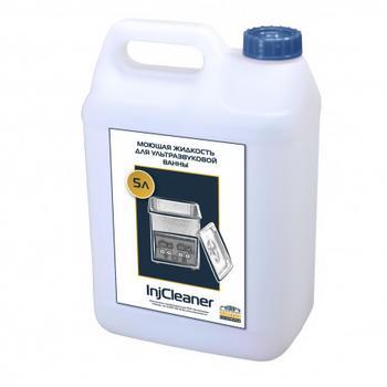 Жидкость для ультразвуковых ванн - INJCLEANER