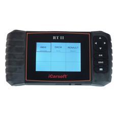 iCarsoft RT II Портативный автосканер для Renault / Dacia
