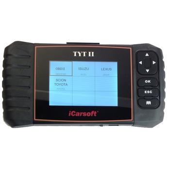 iCarsoft TYT II автосканер Toyota