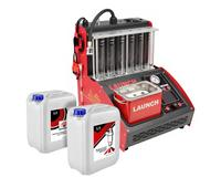 LAUNCH CNC 603A Стенд для проверки и очистки форсунок