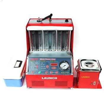 Launch CNC-602A Стенд для проверки и очистки форсунок