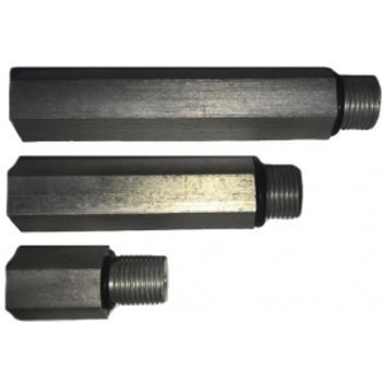 Комплект стальных удлинителей 17 мм.