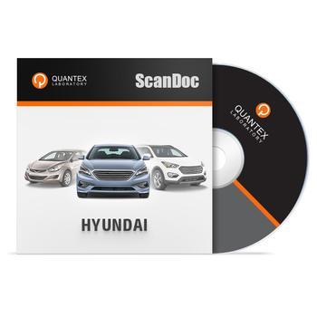 Программный модуль HYUNDAI / KIA для ScanDoc