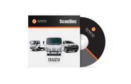 Новые модули Isuzu и LandRover для ScanDoc compact