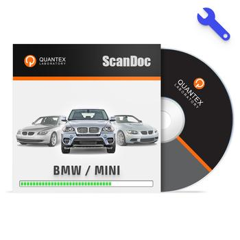 Программный модуль BMW / MINI для ScanDoc