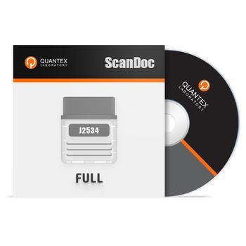 Комплексный пакет марок ScanDoc