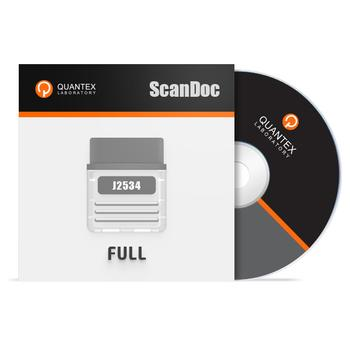 "Пакет ""Full""  для ScanDoc Compact J2534"