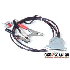 Переходник GAZ-ABS для СКАНМАТИК-2