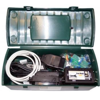 Загрузчик ScanMaster CAN(v2) + 8 Лицензий+Комплект прошивок ВАЗ