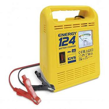 Зарядное устройство для АКБ ENERGY 124 (12В, 70ВТ, 4,5А) GYS 23215