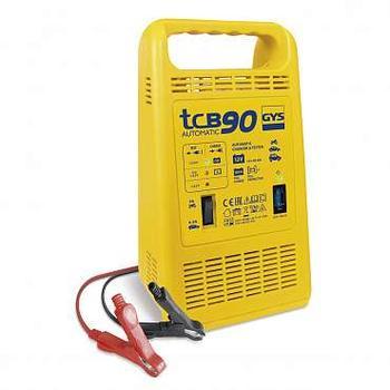 Зарядное устройство автоматическое TCB 90 (12В, 120ВТ, 8А) GYS 23260